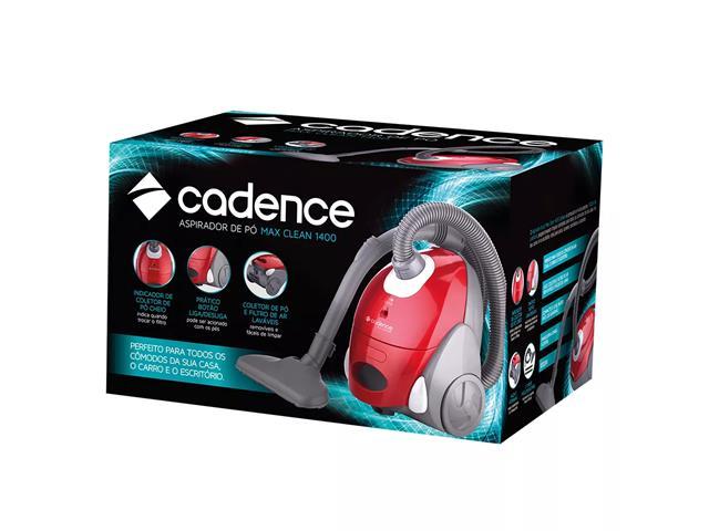 Aspirador de Pó Cadence Max Clean 1000W - 5