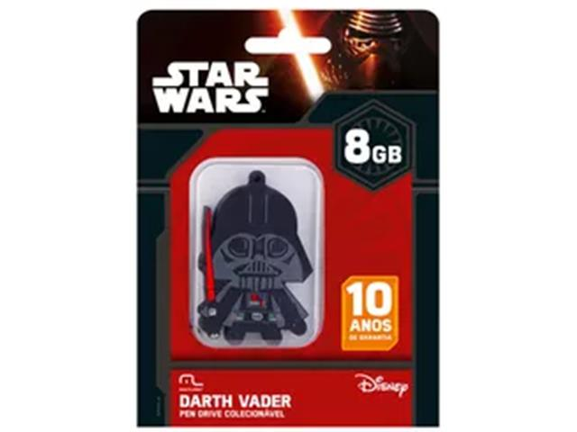 Pendrive Multilaser Darth Vader 8GB - 2
