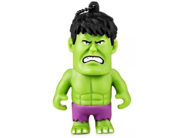 Pendrive Multilaser Marvel Vingadores Hulk 8GB