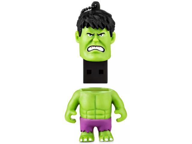 Pendrive Multilaser Marvel Vingadores Hulk 8GB - 1