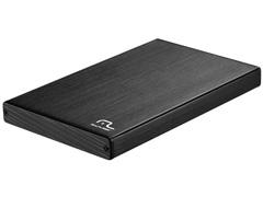 Case Hd Multilaser 2.5Pol Aluminio USB 2.0 GA122