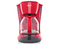 Cafeteira Oster Red Cuisine 1,8L - 0