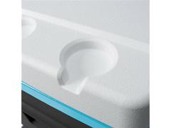 Caixa Térmica Igloo Profile 54QT Roller 85 Latas 51 Litros - 5
