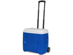 Caixa Térmica Igloo Island Breeze 28QT Roller Azul 26 Litros - 0