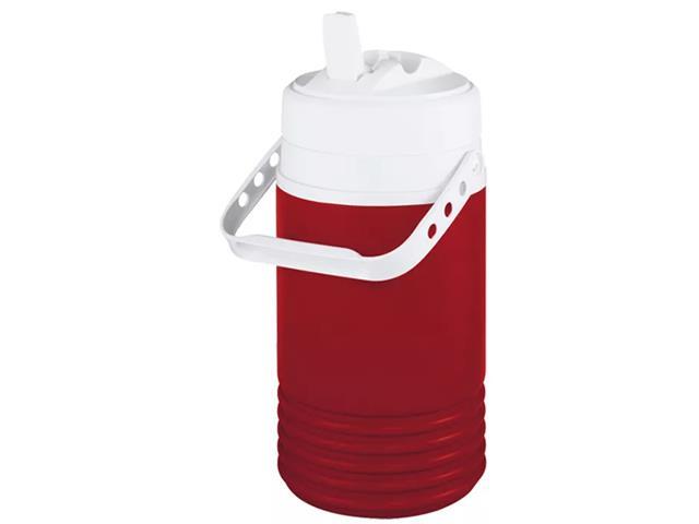 Jarra Térmica Igloo Legend 1 Gallon Vermelha 1,89 Lts