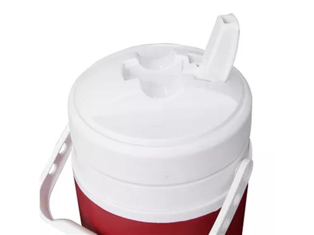 Jarra Térmica Igloo Legend 1 Gallon Vermelha 1,89 Lts - 1