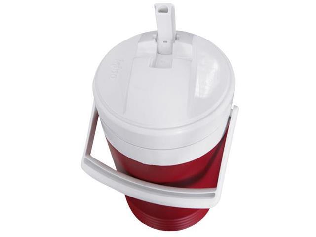 Jarra Térmica Igloo Legend 1 Gallon Vermelha 3,8 Litros - 1