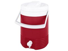Jarra Térmica Igloo Legend 2 Gallon Vermelha 7,6 Litros