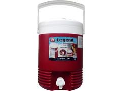 Jarra Térmica Igloo Legend 2 Gallon Vermelha 7,6 Litros - 2