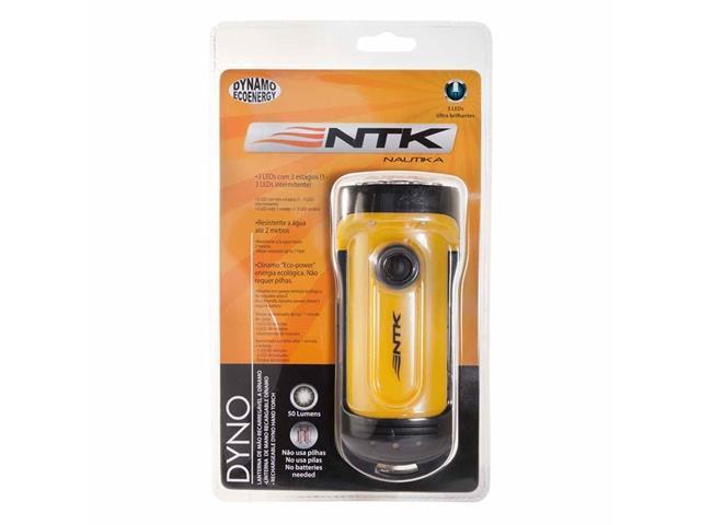 Lanterna Recarregável Nautika Dyno com Led - 3