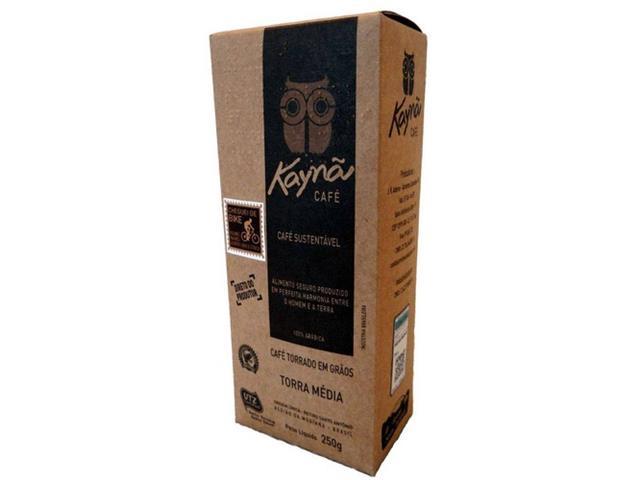 Café Kaynã Torrado em Grãos 250g