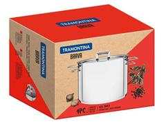 Caldeirão Tramontina Brava em Aço Inox 7,7 Litros - 2