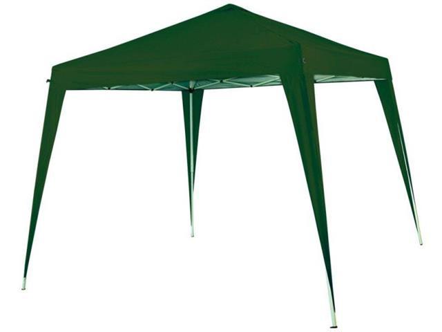 Tenda Gazebo Articulada Nautika Duxx 3X3 Metros Verde