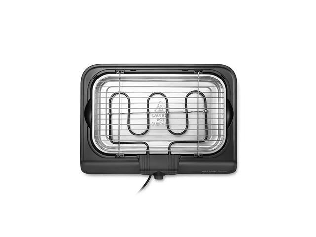 Churrasqueira Elétrica Multilaser Premium CE033 Preta 110V - 1