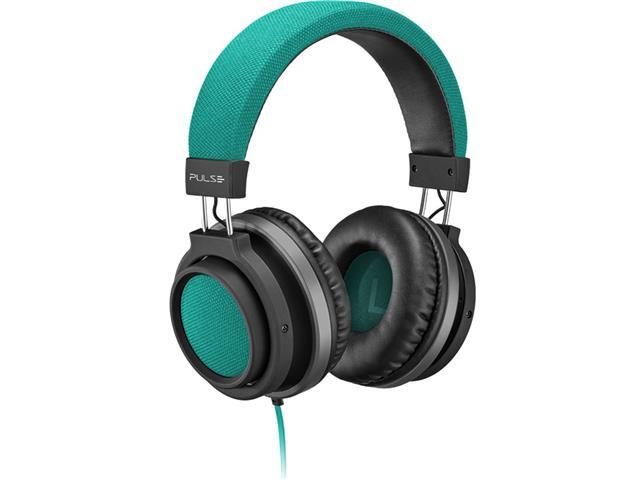 Fone de Ouvido Pulse Multilaser Headphone Large P2 Verde