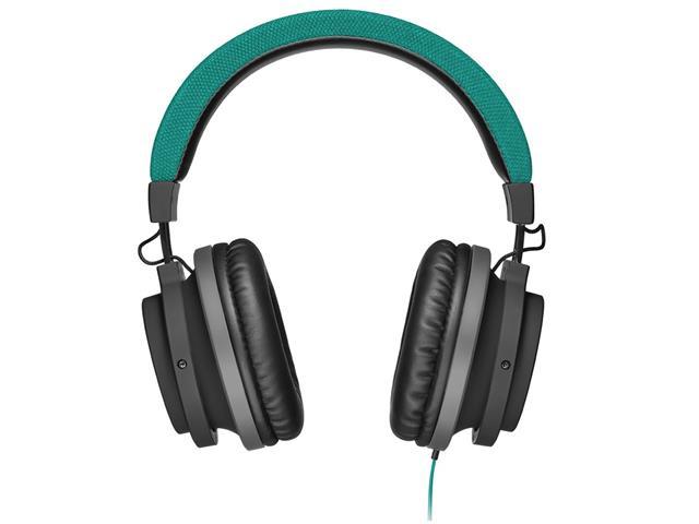 Fone de Ouvido Pulse Multilaser Headphone Large P2 Verde - 1