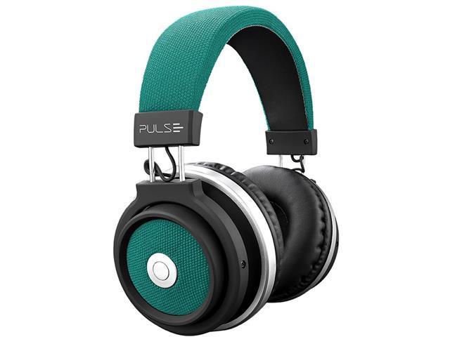 Fone de Ouvido Multilaser Pulse Headphone Large Bluetooth Verde