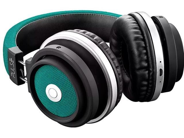Fone de Ouvido Multilaser Pulse Headphone Large Bluetooth Verde - 3