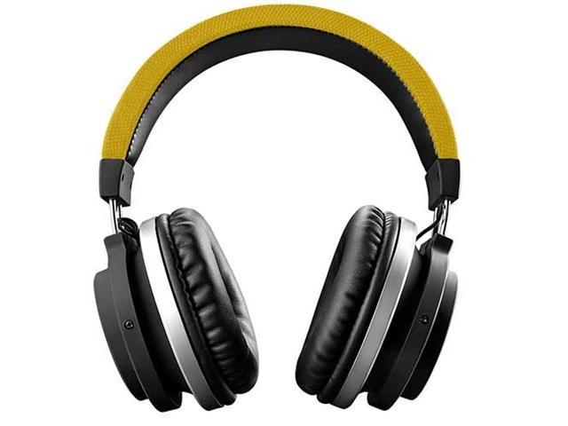 Fone de Ouvido Multilaser Pulse Headphone Large Bluetooth Amarelo - 1