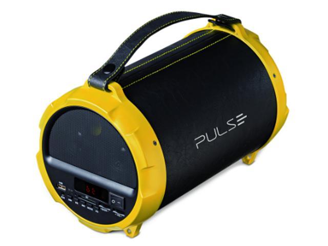 Caixa de Som Multilaser Bazooka Pulse Acabamento Couro 40W - 2