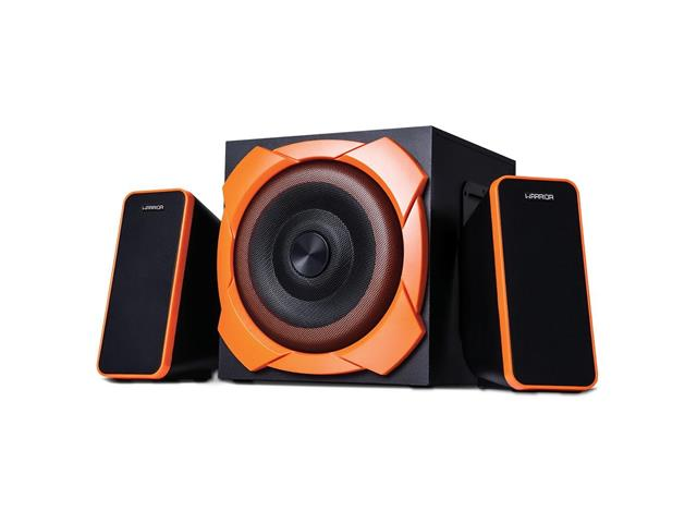 Caixa de Som Multilaser SP266 Gamer Warrior 2.1 RMS 50W - 1