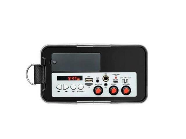 Caixa de Som Amplificadora Lenoxx Music Wave CA-303 Bivolt - 2