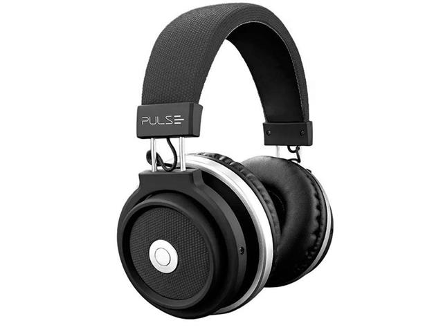 Fone de Ouvido Multilaser Pulse Headphone Large Bluetooth Preto