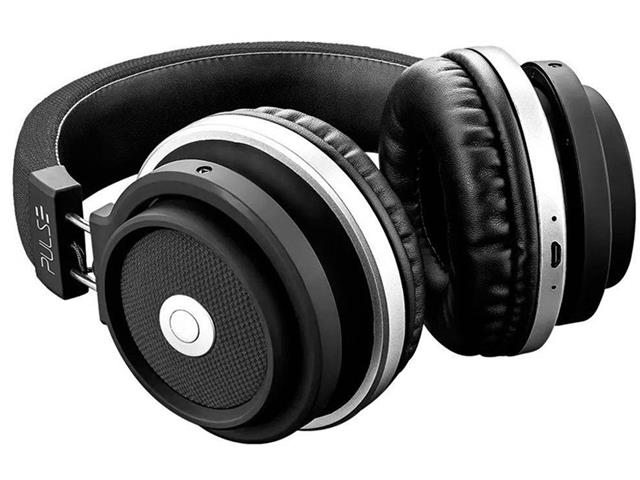 Fone de Ouvido Multilaser Pulse Headphone Large Bluetooth Preto - 3