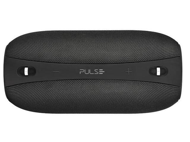 Caixa de Som Multilaser Pulse Big Size Bluetooth, FM USB Cartão SD 50W - 1