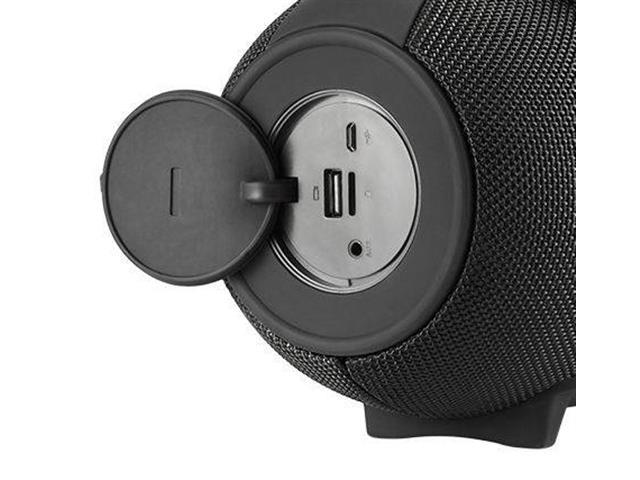 Caixa de Som Multilaser Pulse Big Size Bluetooth, FM USB Cartão SD 50W - 3