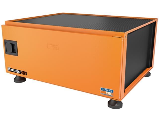Caixa para Ferramentas Tramontina PRO Pickup Box 84x100x50 cm Laranja - 1