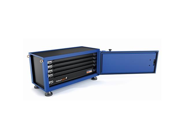 Caixa para Ferramentas Tramontina PRO Pickup Box 500x1000x500 mm Azul - 1