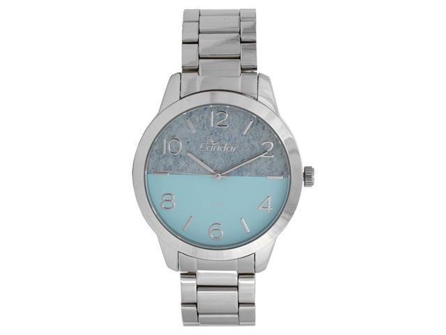 27691203646 ... Relógio Condor Feminino Eterna Bracelete Prata CO2035KWB 3A - ...