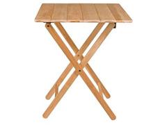Conjunto de Mesa com Cadeiras Tramontina Beer Teca 5 Peças - 2