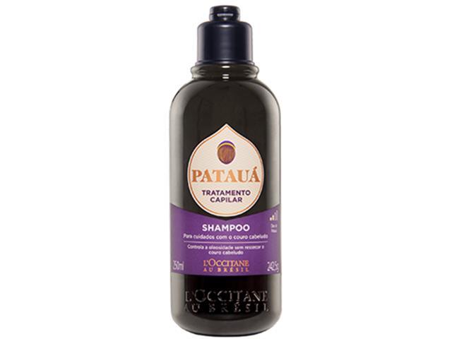 Shampoo L'Occitane au Brésil Tratamento Patauá 250mL