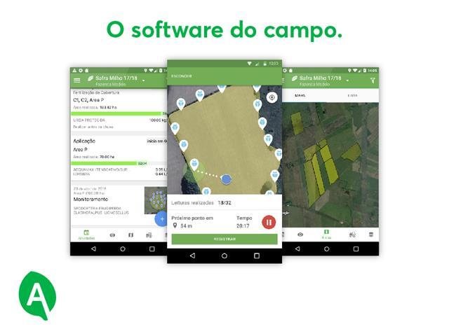 AEGRO - Software para Gestão de Custos e Planejamento de Safra  - 1