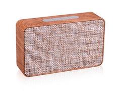 Caixa de Som Xtrax X500 Bluetooth, 5W Madeira