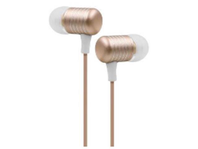 Fone De Ouvido Xtrax Com Microfone Gold - 1