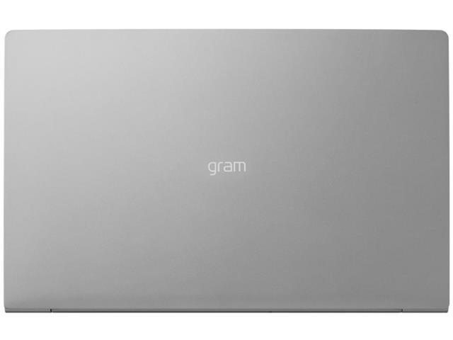 """Notebook LG Gram Intel Core 8ª i7 8GB RAM 256GB SSD FHD 15,6"""" Prata - 5"""