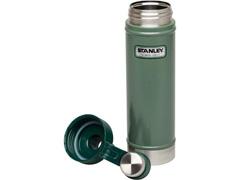 Garrafa Térmica Stanley Classic Hammertone Hydra Green 750mL - 3