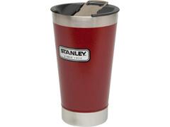 Copo Térmico de Cerveja Stanley com Tampa Vinho 473mL
