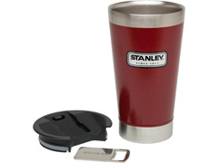 Copo Térmico de Cerveja Stanley com Tampa Vinho 473mL - 2