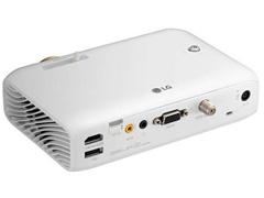 "Projetor CineBeam TV LED 550 Lumens HD até 100"" HDMI Wi-Fi Bluetooh LG - 1"