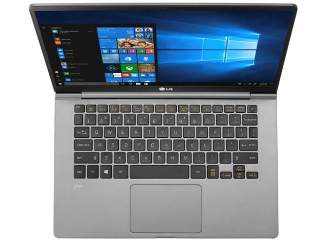 "Notebook LG Gram Intel®Core™i5 8ª geração 8GB SSD 256GB LED 14""Titânio - 2"