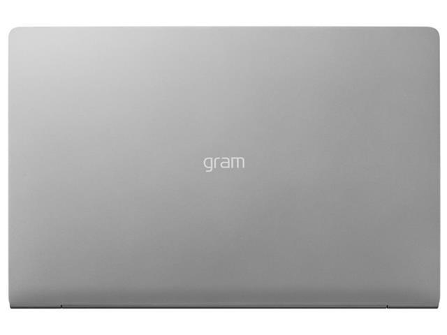 "Notebook LG Gram Intel®Core™i5 8ª geração 8GB SSD 256GB LED 14""Titânio - 4"