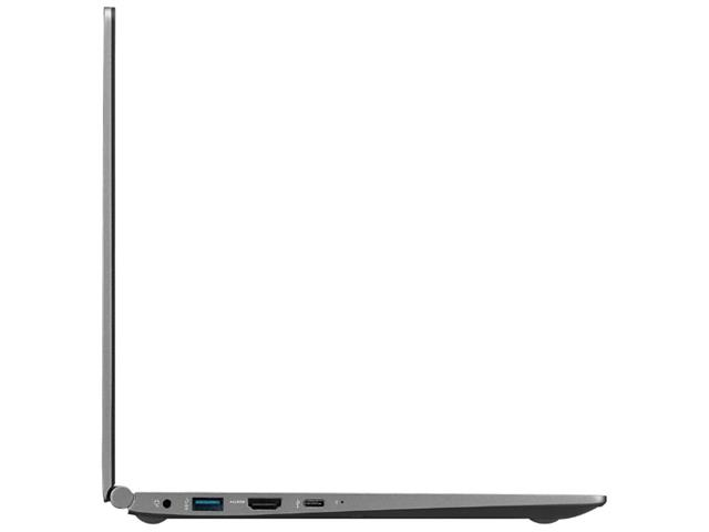 "Notebook LG Gram Intel®Core™i5 8ª geração 8GB SSD 256GB LED 14""Titânio - 5"