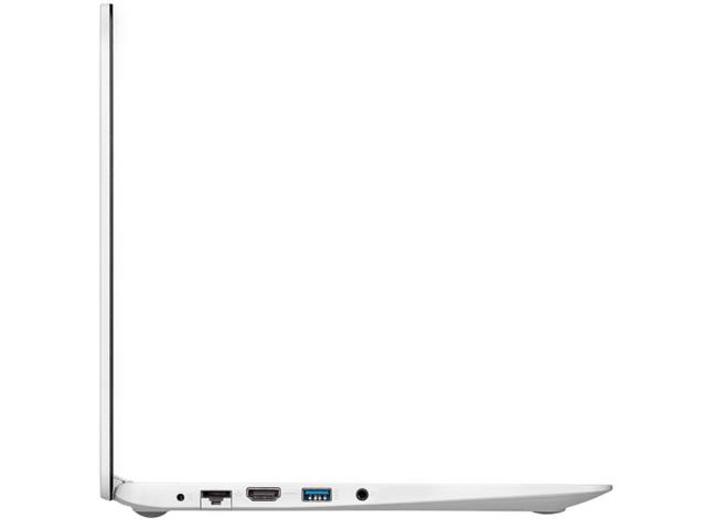 "Notebook Ultra Slim LG LED 14"" Intel® Celeron® 4GB 500GB W10 Branco - 3"