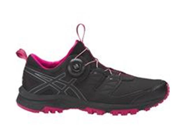 Tênis Asics Gel-Fujirado Black/Carbon/Cosmo Pink Tam 37 - 1