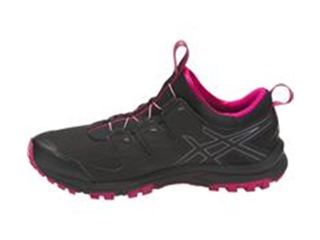 Tênis Asics Gel-Fujirado Black/Carbon/Cosmo Pink Tam 37 - 2
