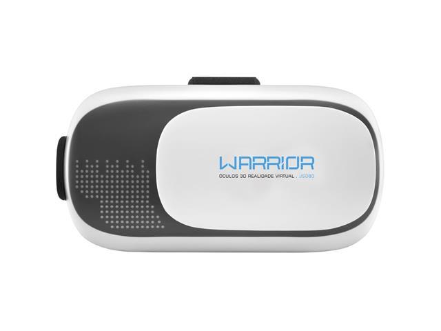 Óculos de Realidade Virtual Multilaser Warrior VR Glasses 3D - 1